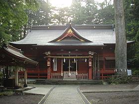 須走浅間神社